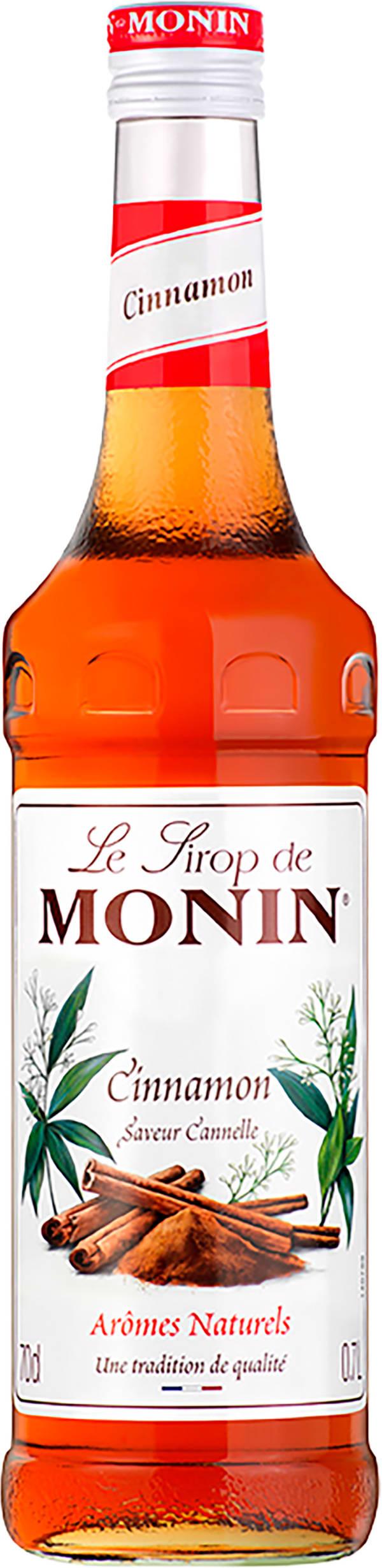 Le Sirop de Monin Cinnamon
