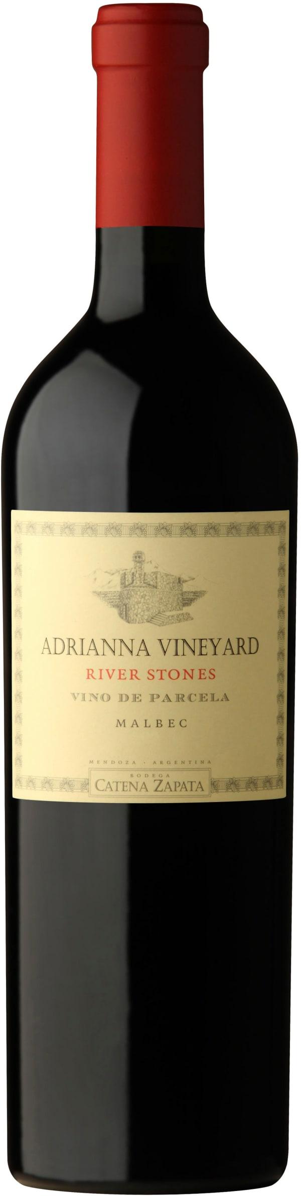 Adrianna Vineyard River Stones Malbec 2017