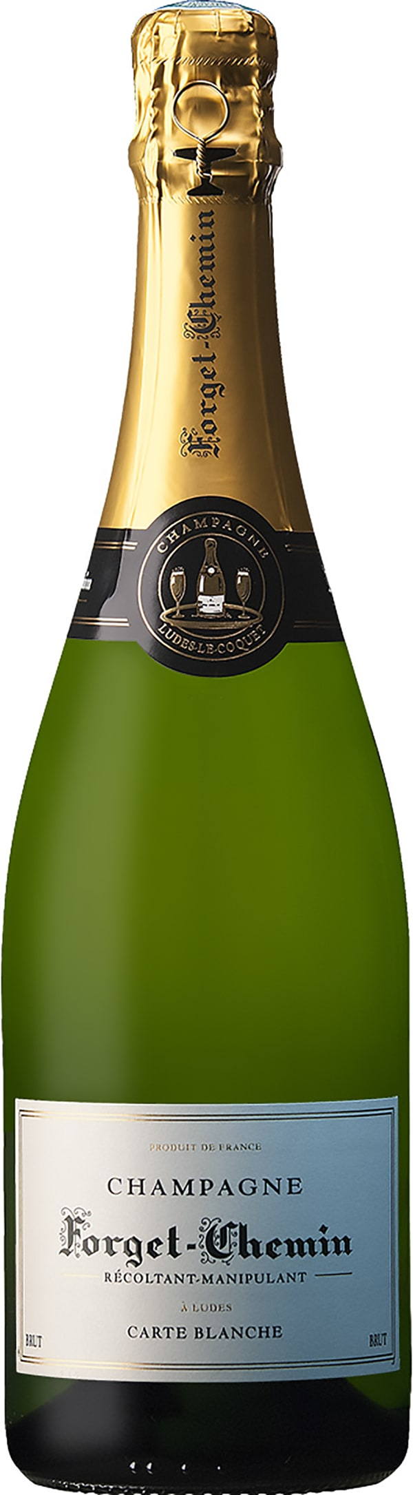 Forget-Chemin Carte Blanche Champagne Brut