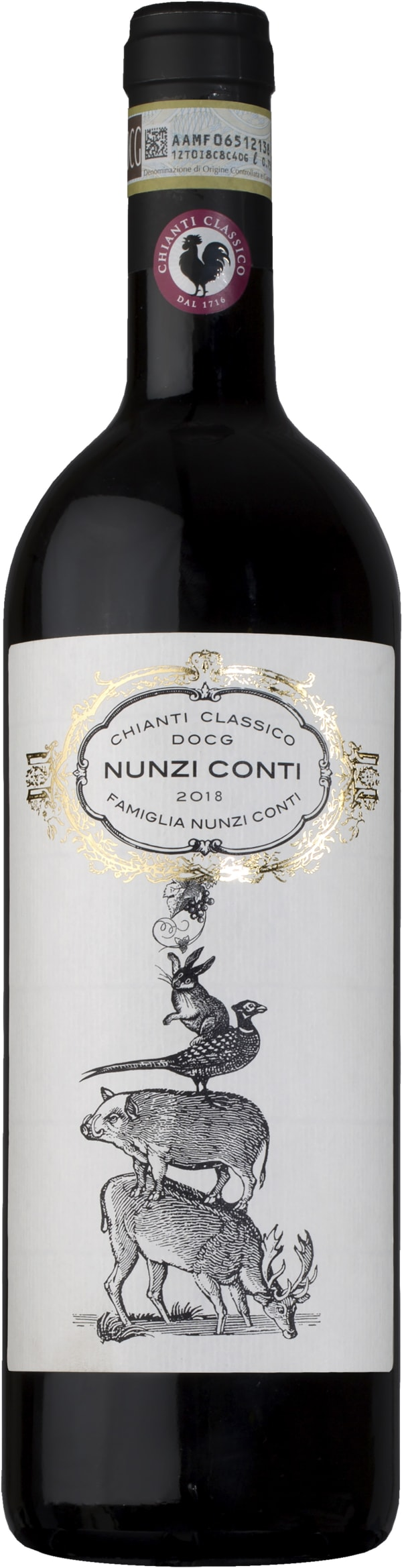 Nunzi Conti Chianti Classico 2018