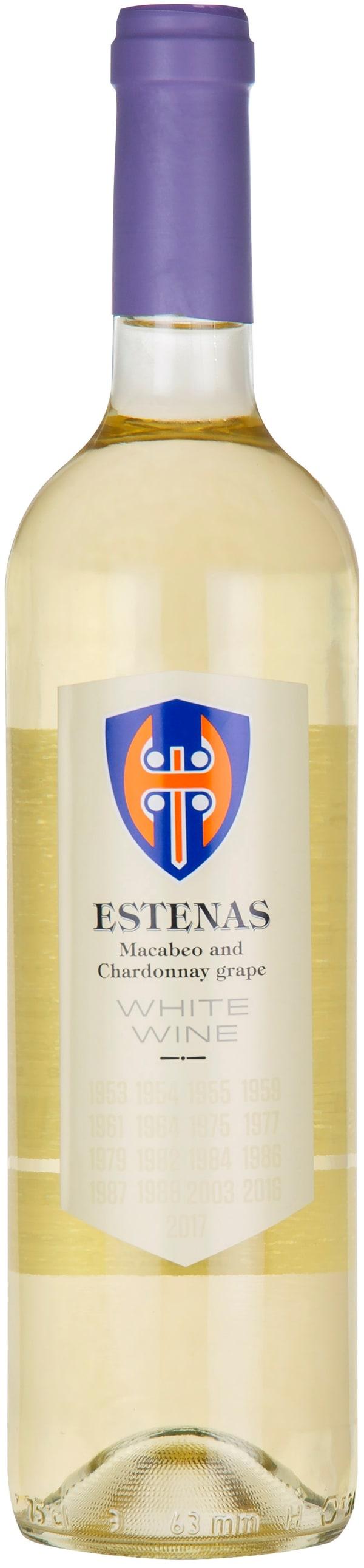 Tappara Estenas Blanco 2019