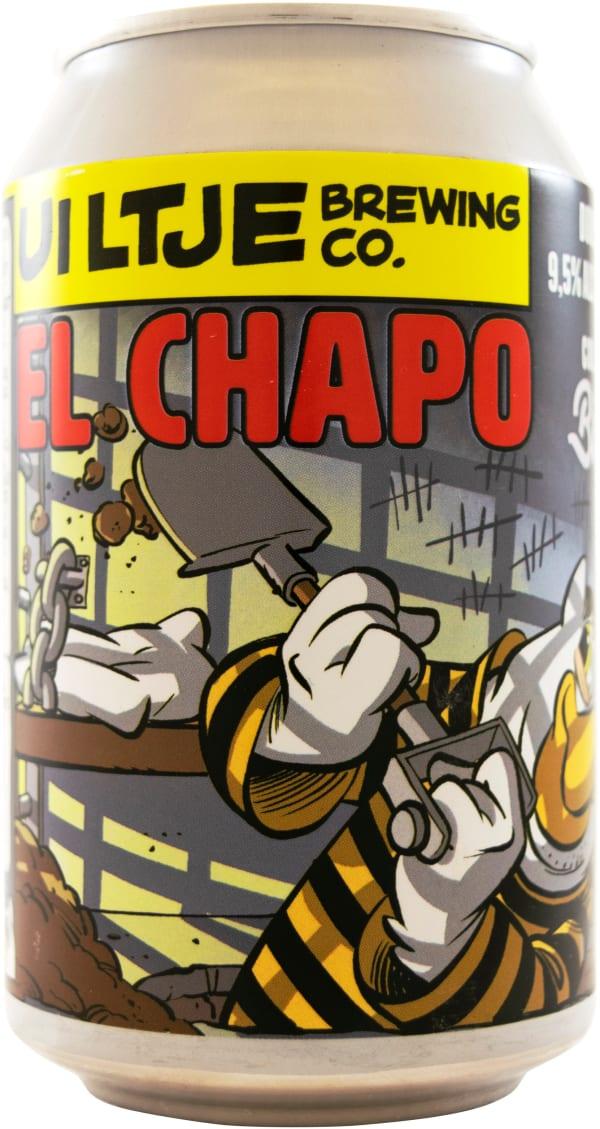 Uiltje El Chapo Double IPA can