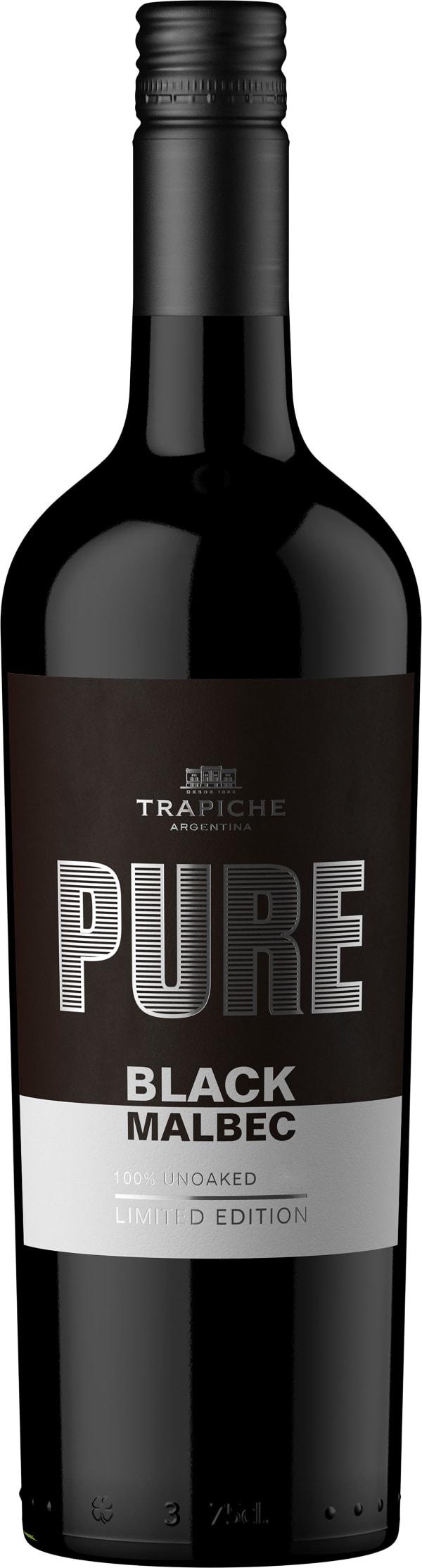 Trapiche Pure Black Malbec 2019