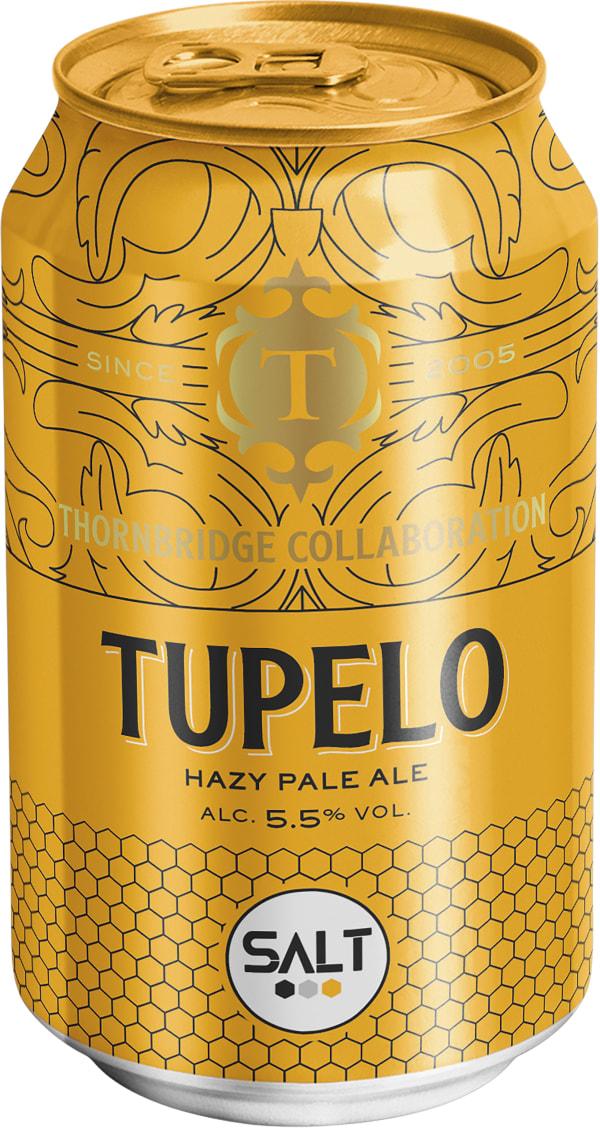 Thornbridge Tupelo Hazy Pale Ale can