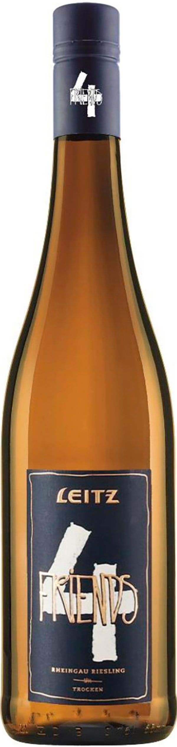 Leitz 4friends Riesling Dry 2020