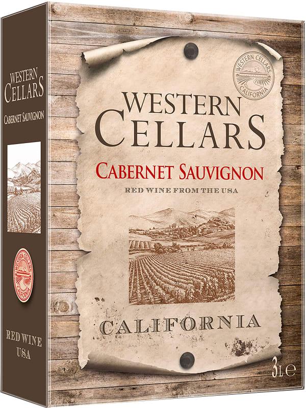 Western Cellars Cabernet Sauvignon 2018 bag-in-box