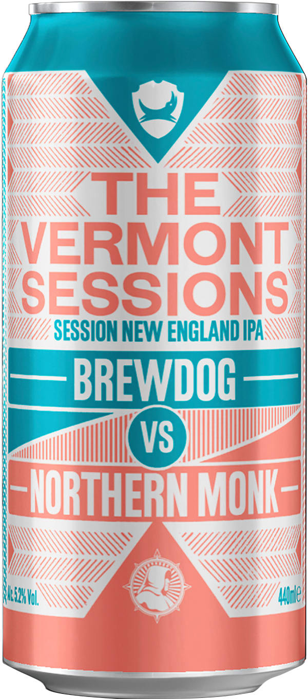 Brewdog vs Northern Monk The Vermont Sessions can