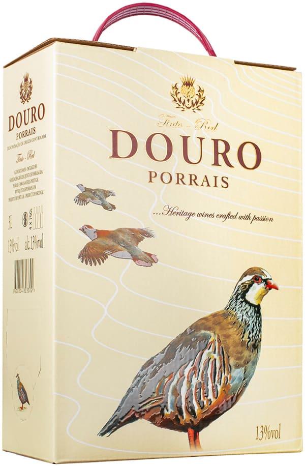Porrais Douro 2018 lådvin