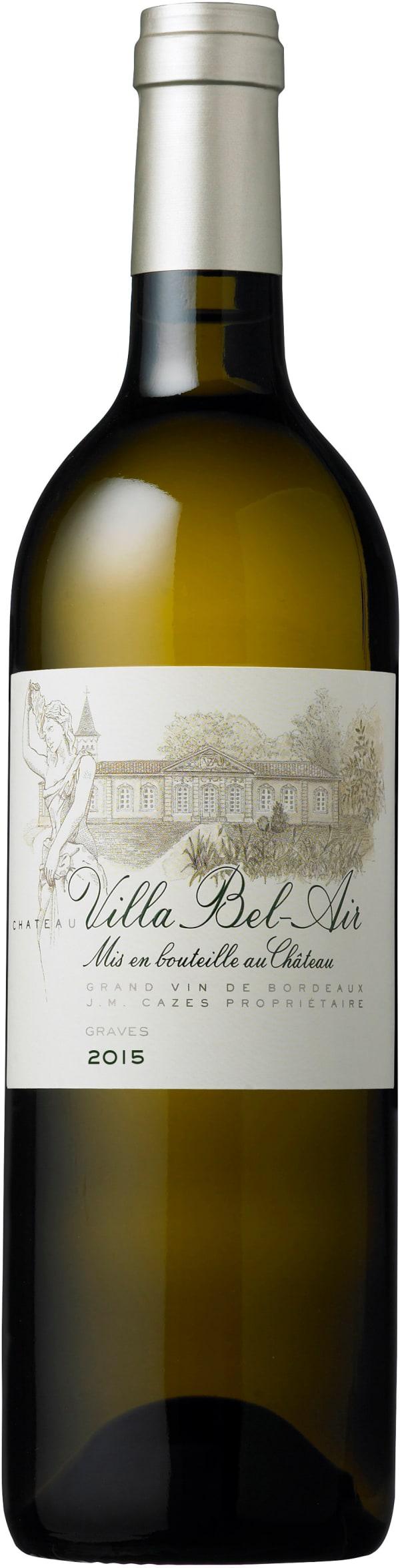 Château Villa Bel-Air Sauvignon Blanc Sémillon 2015