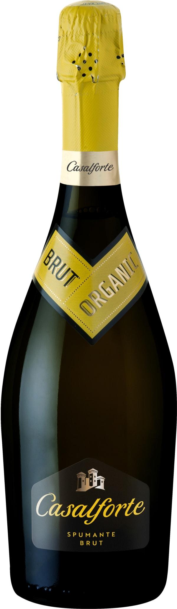 Castelforte Spumante Organic Brut