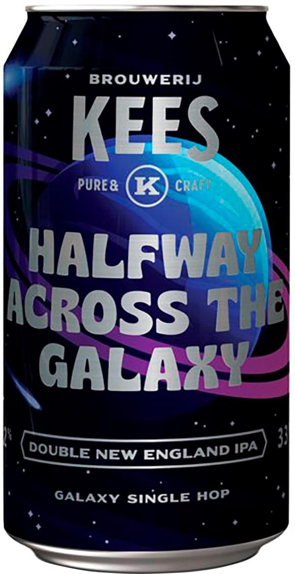 Kees Halfway Across the Galaxy Double New England IPA burk