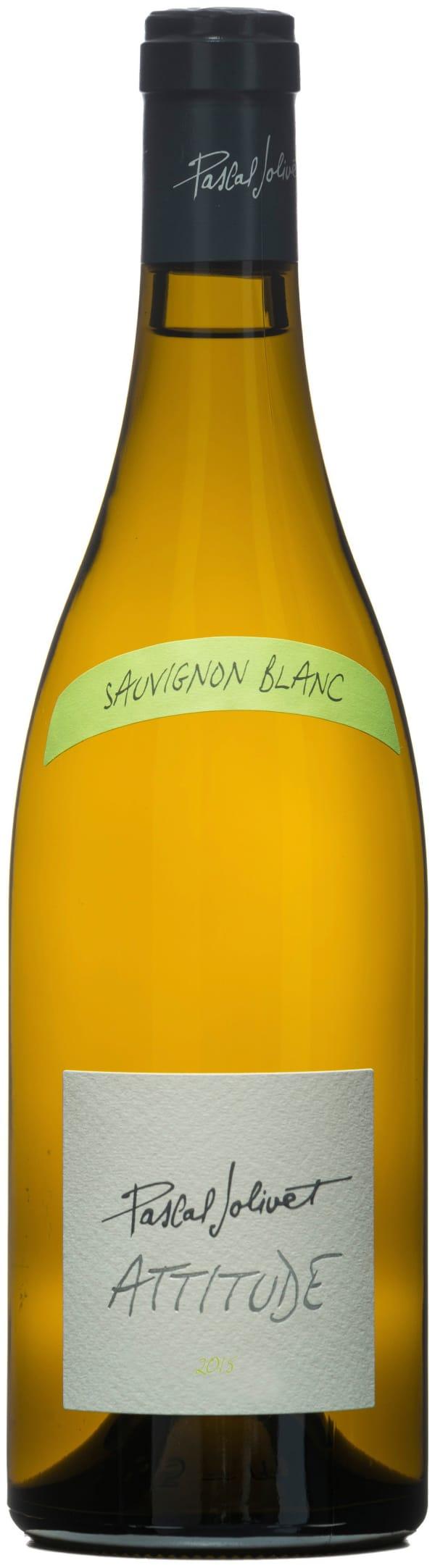 Pascal Jolivet Attitude Sauvignon Blanc 2017