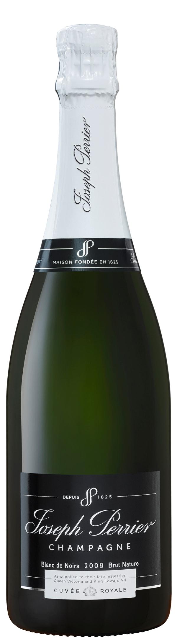 Joseph Perrier Cuvée Royale Blanc de Noirs Champagne Brut Nature 2009