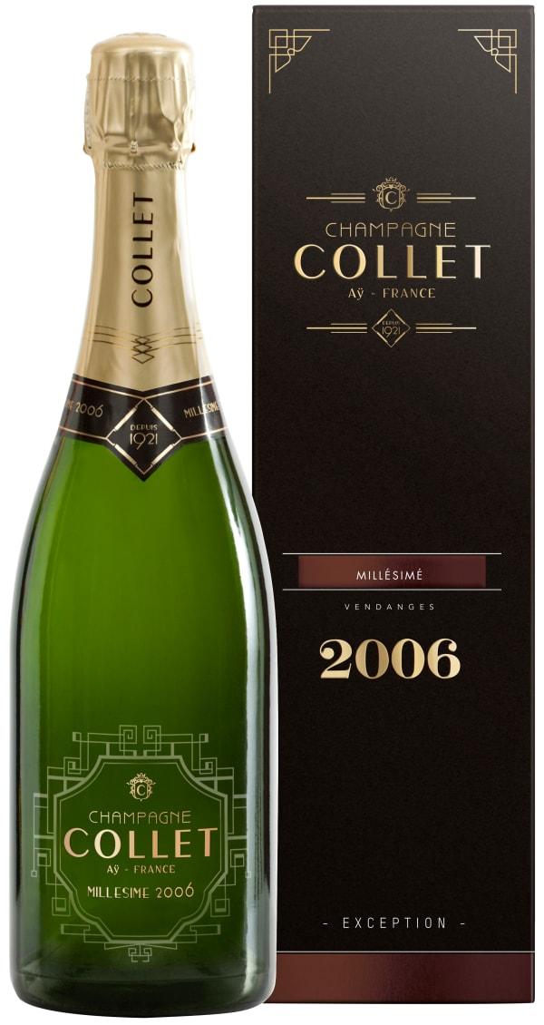 Collet Millésimé Champagne Brut 2006