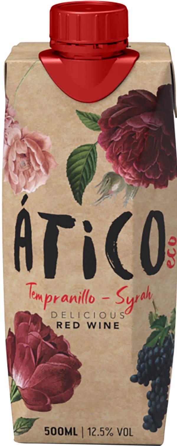 Atico Eco Red kartongförpackning
