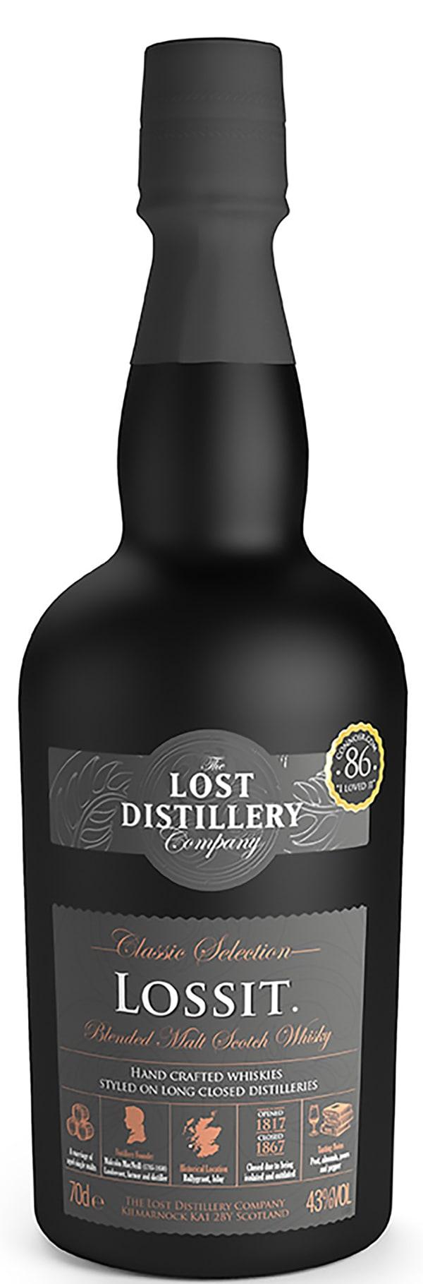 The Lost Distillery Lossit Blended Malt