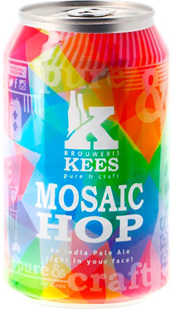 Kees Mosaic Hop IPA can