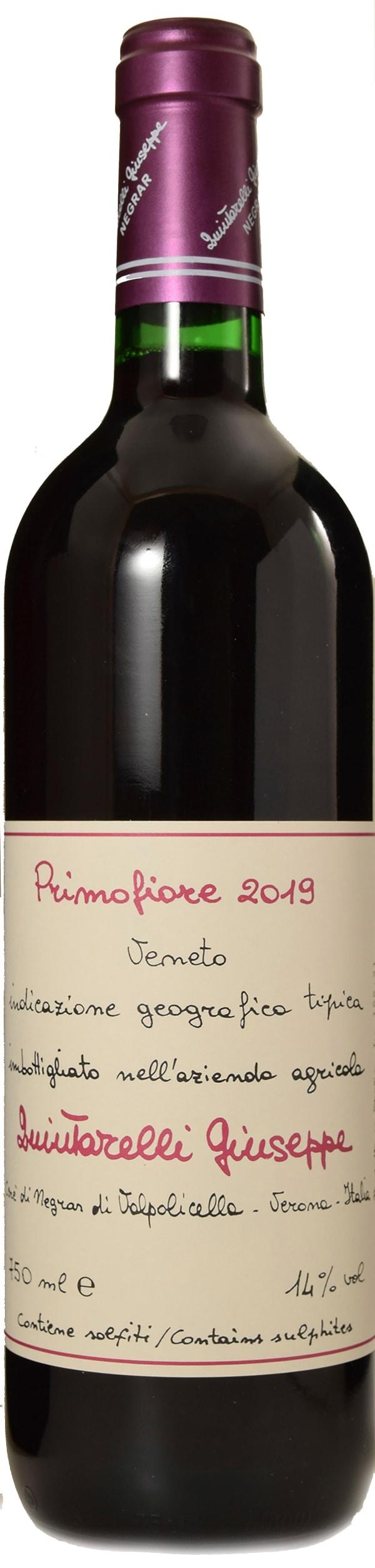 Giuseppe Quintarelli Primofiore 2016