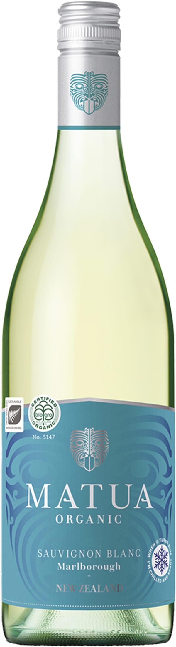 Matua Organic Sauvignon Blanc 2018