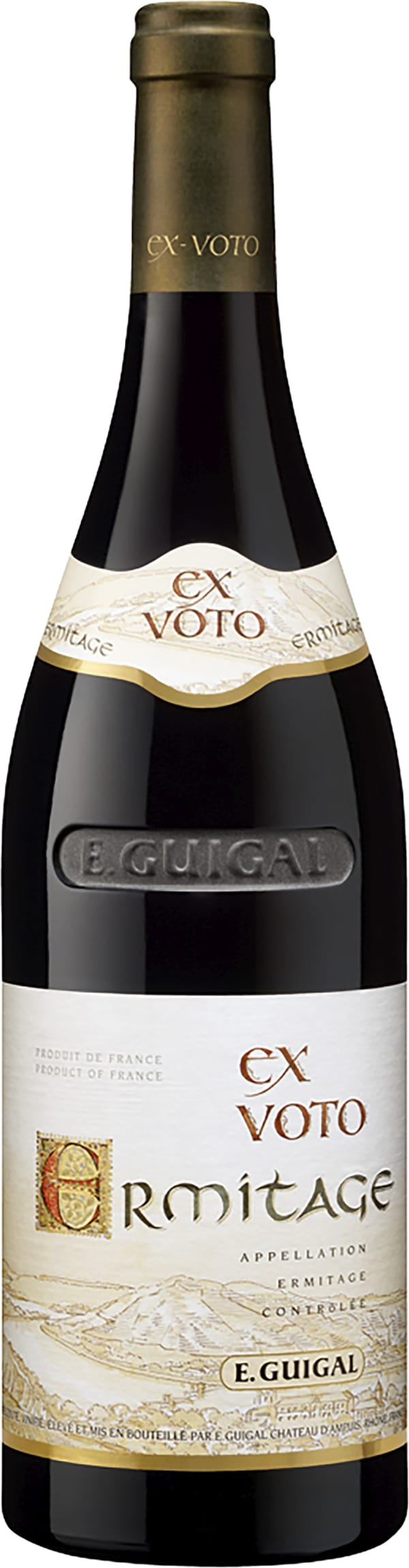Guigal Ex Voto Ermitage Rouge 2017