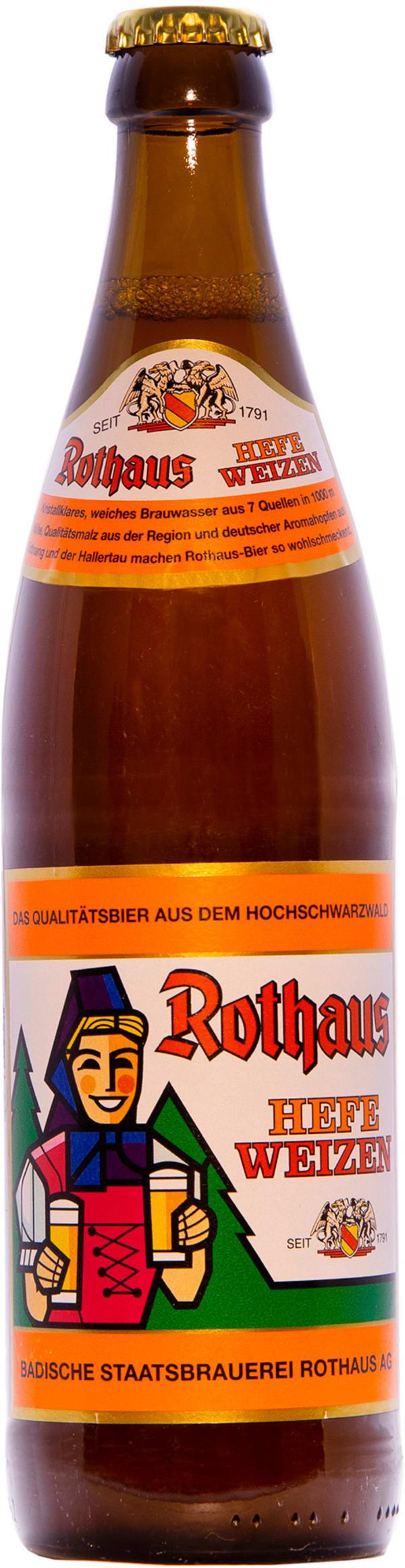 Rothaus Hefe Weizen