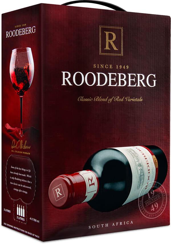 Roodeberg 2017 lådvin