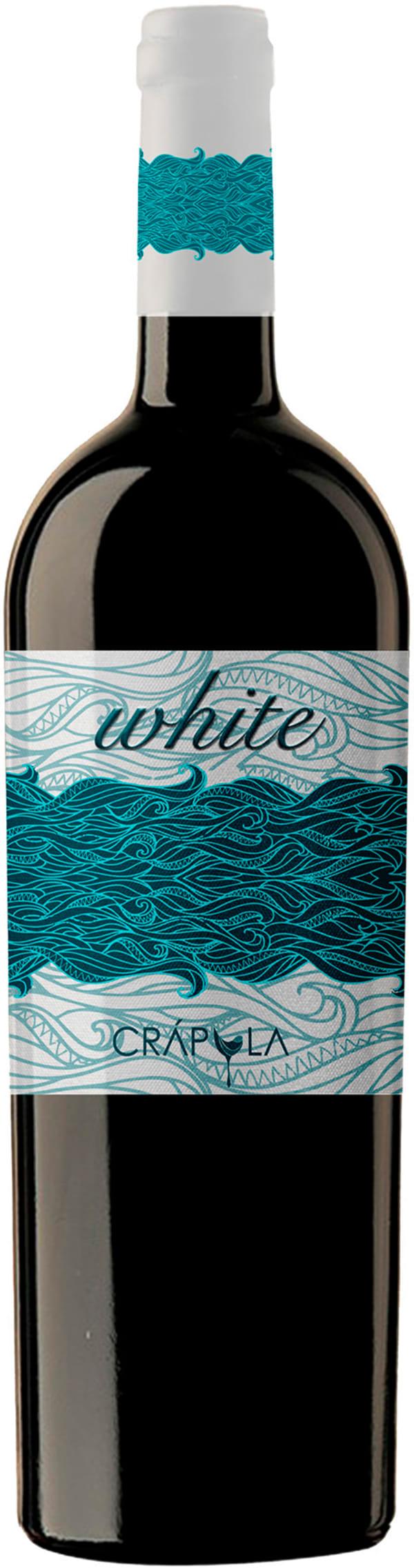 Crápula White Sauvignon Blanc 2018