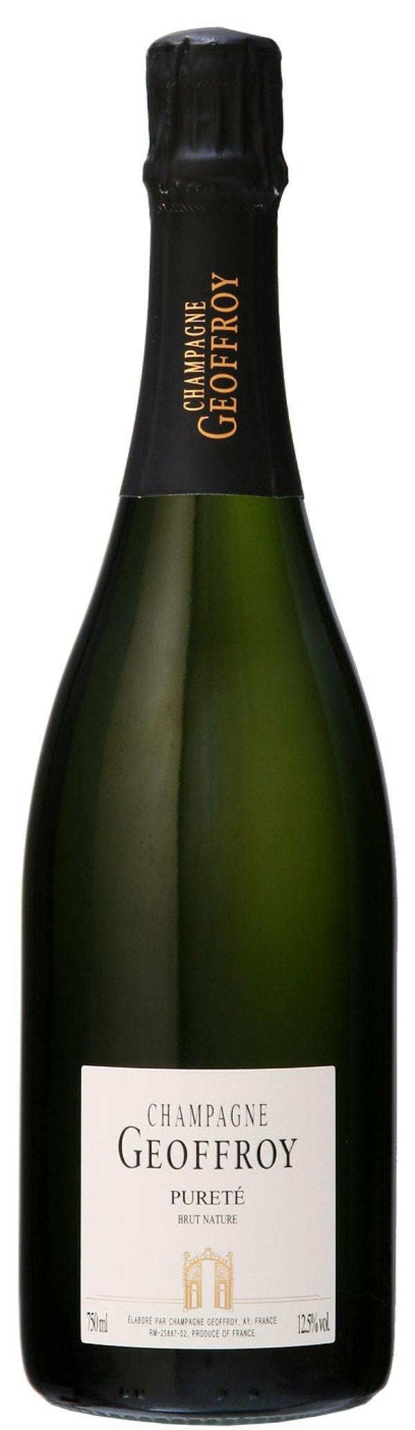 Geoffroy Pureté Champagne Brut Nature