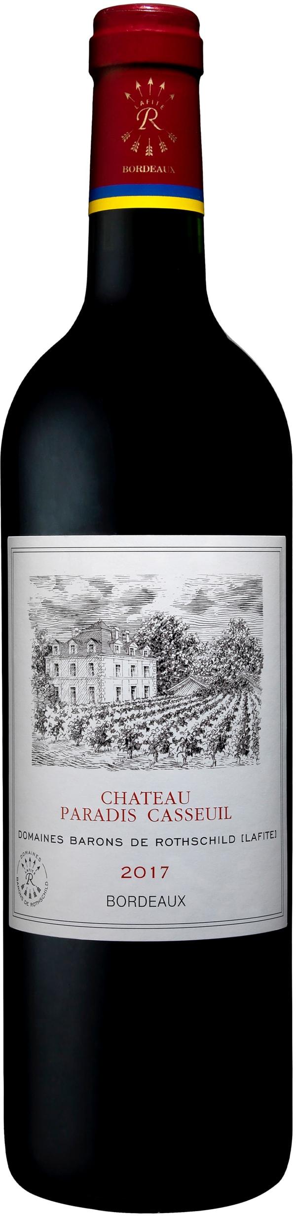 Château Paradis Casseuil 2017