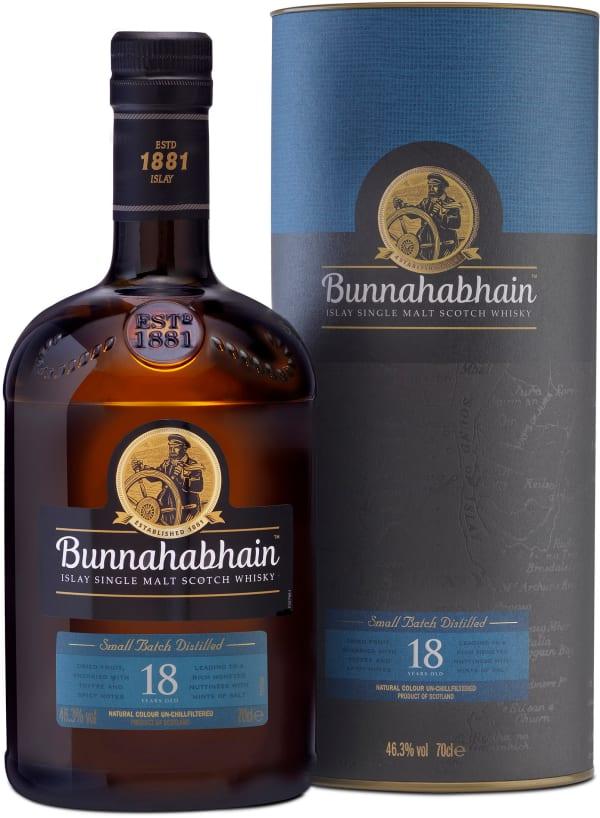 Bunnahabhain 18 Year Old Single Malt