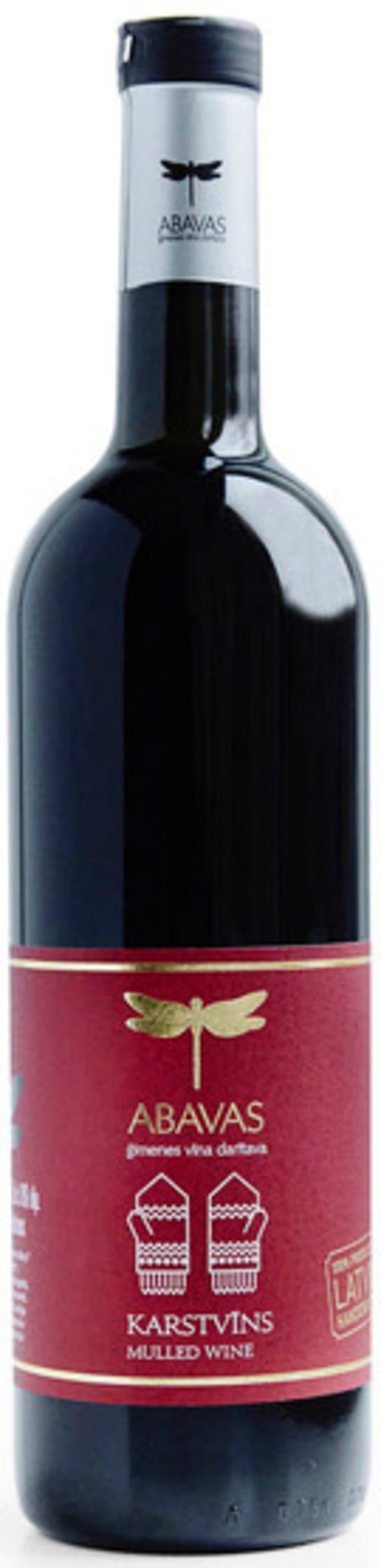 Abavas Mulled Wine 2017