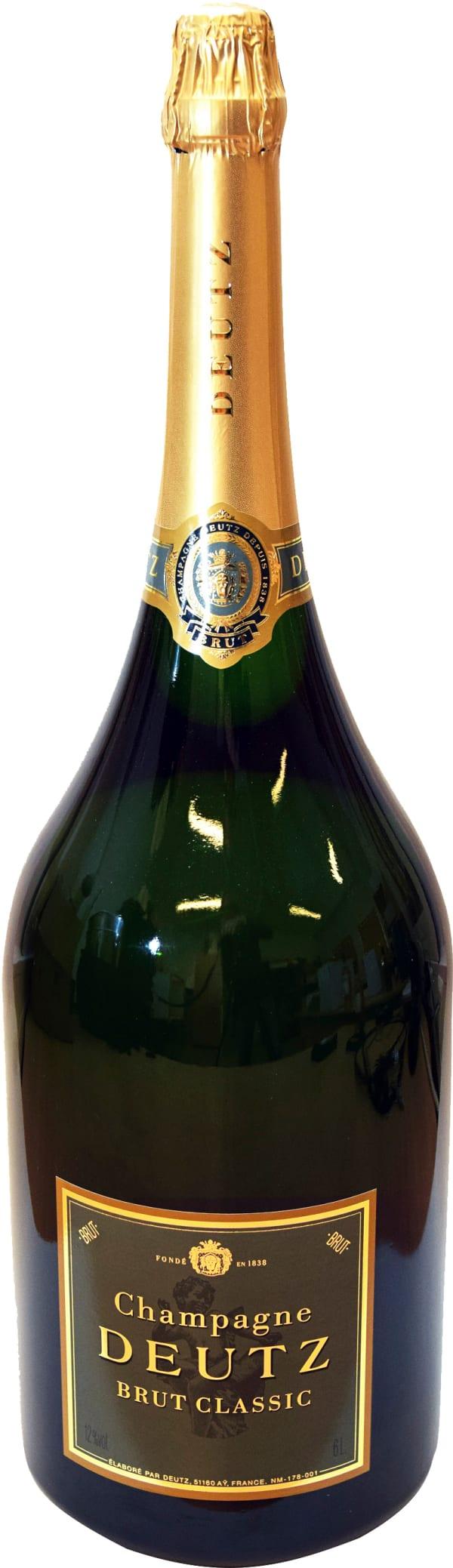 Deutz Classic Champagne Brut Mathusalem