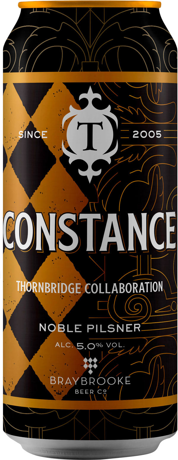 Thornbridge Constance Noble Pilsner burk
