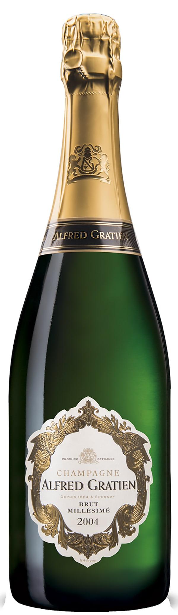 Alfred Gratien Millésime Champagne Brut 2004