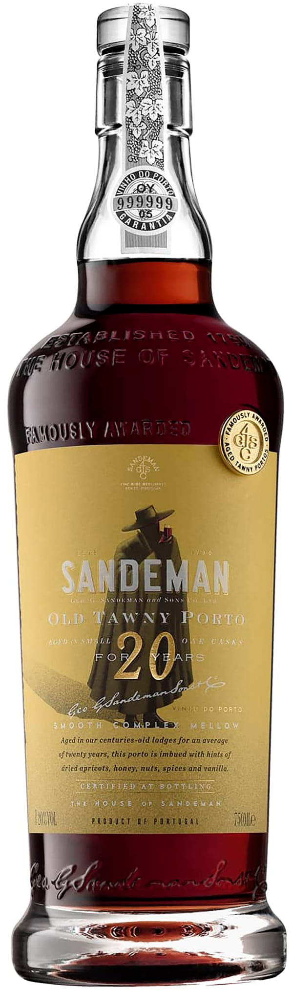 Sandeman 20 Years Old Tawny Port