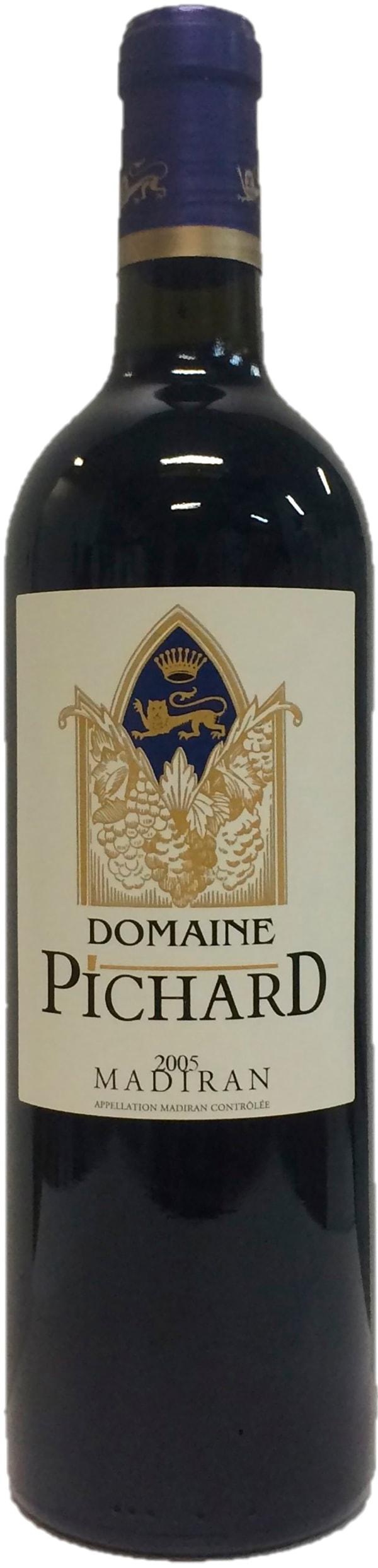 Domaine Pichard Madiran 2005