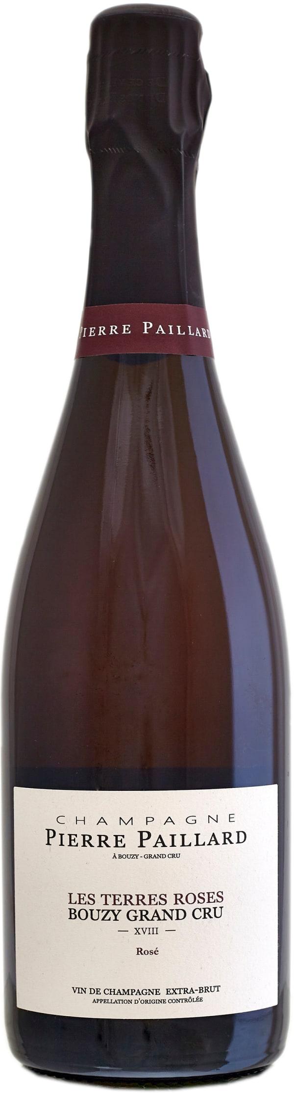 Pierre Paillard Grand Cru Rosé Champagne Extra-Brut