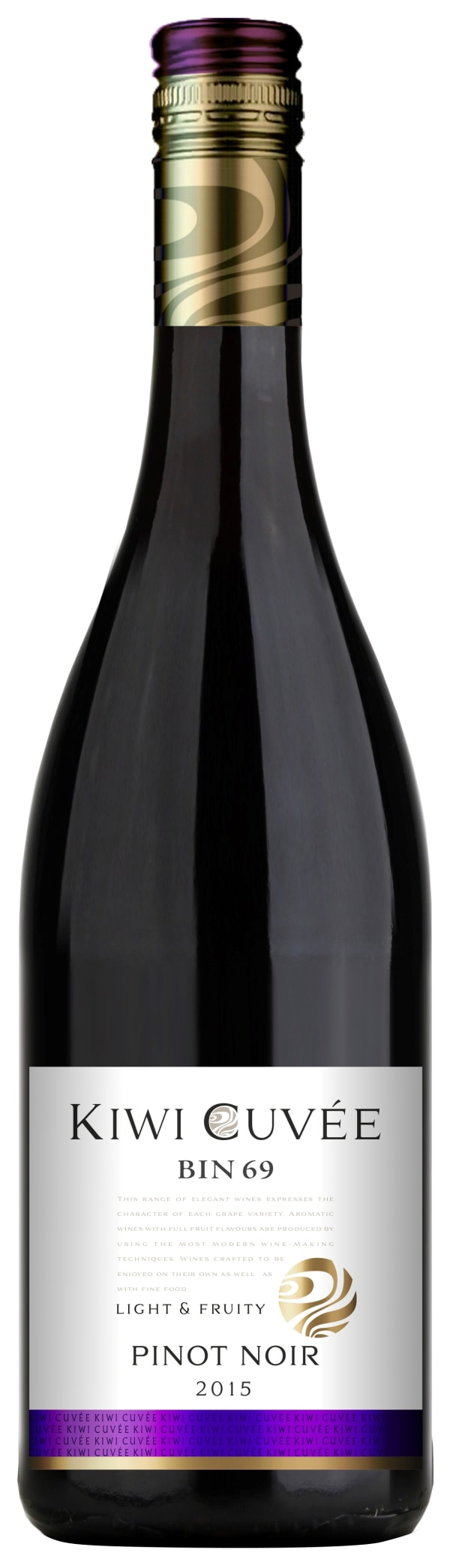 Kiwi Cuvée Bin 69 Pinot Noir 2018