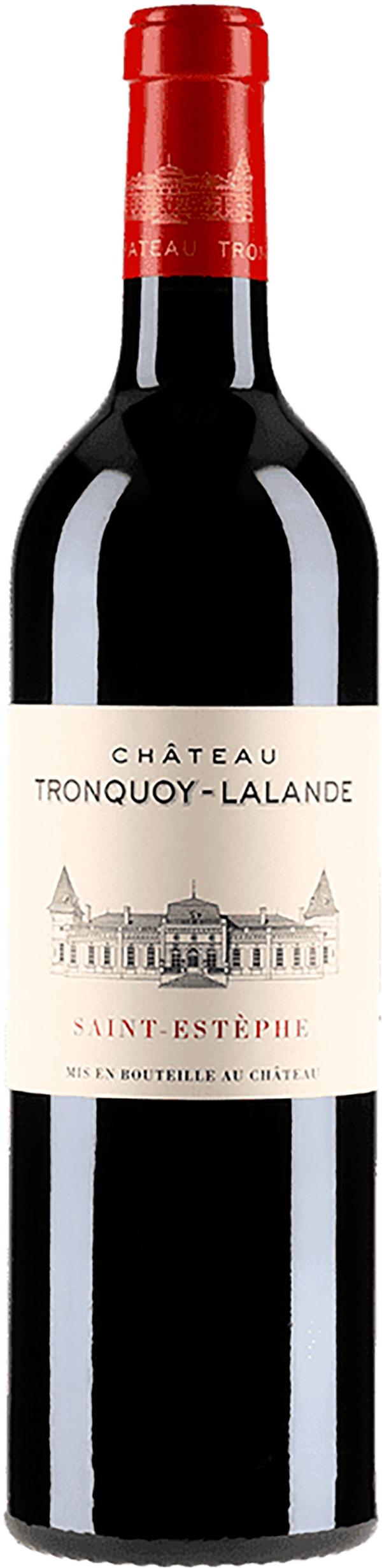 Chateau Tronquoy-Lalande 2012