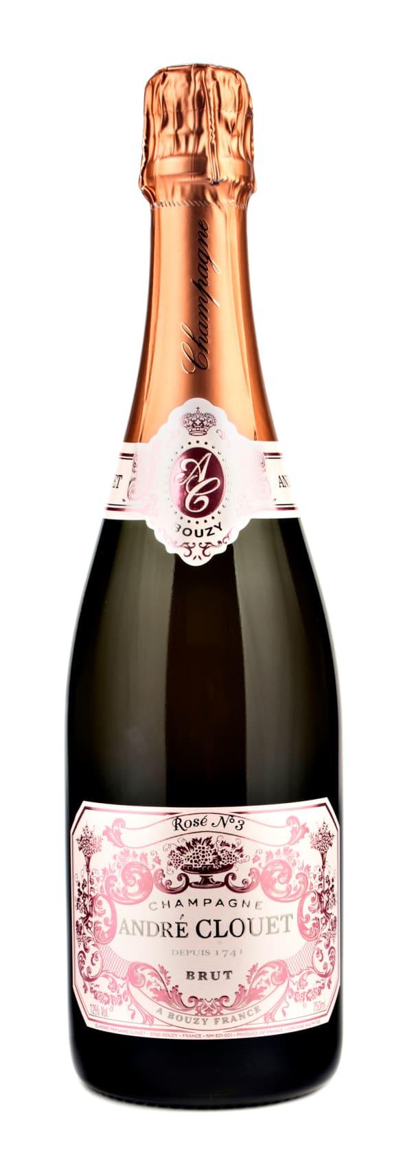André Clouet Rosé Champagne Brut