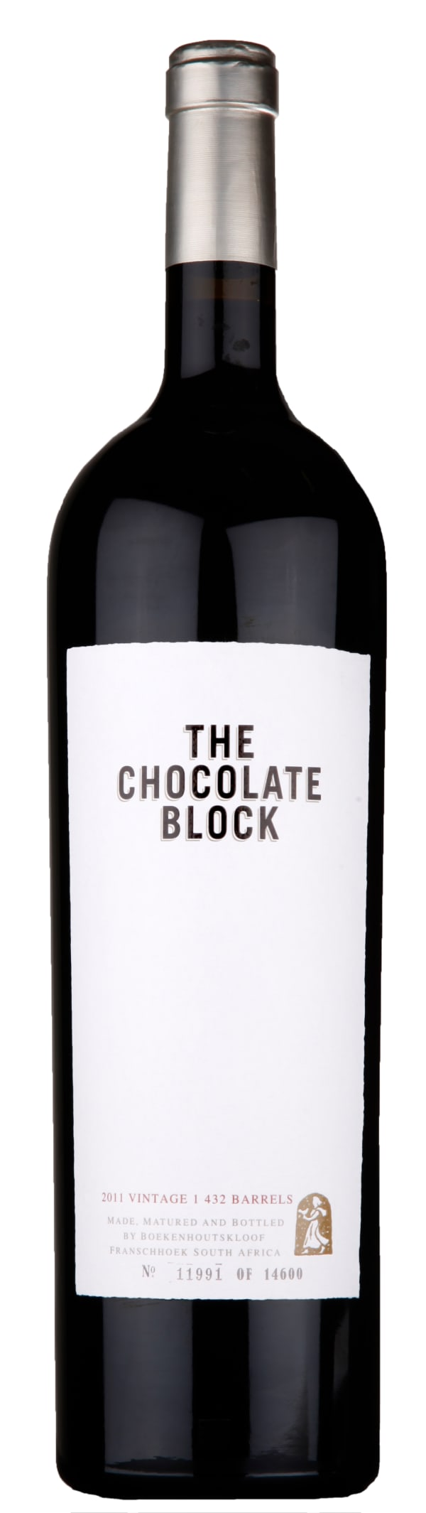 The Chocolate Block 1,5 l 2012