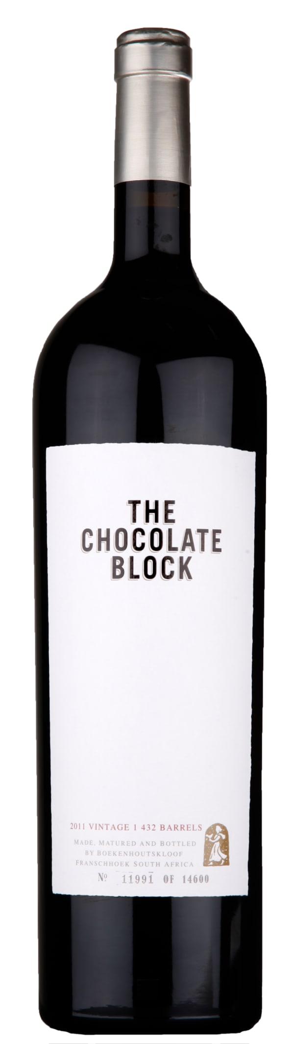 The Chocolate Block 1,5 l 2015