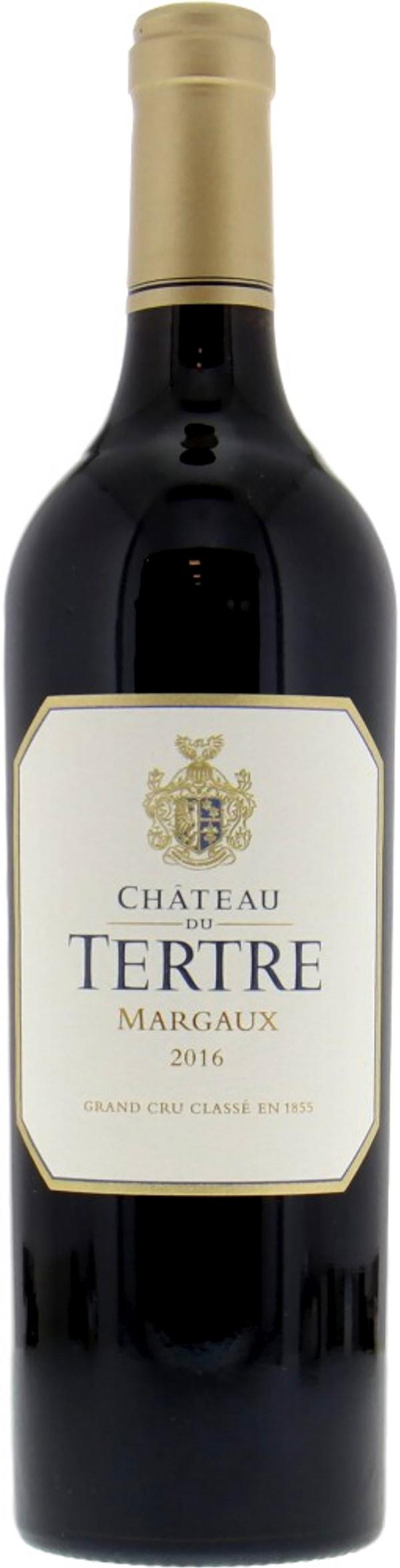 Château du Tertre 2014