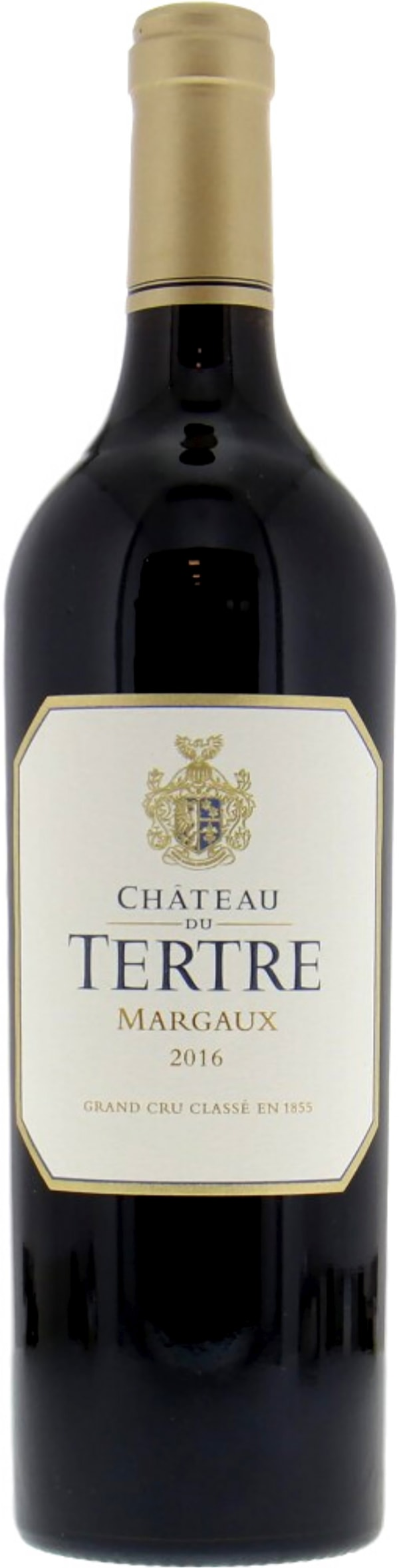 Château du Tertre 2016