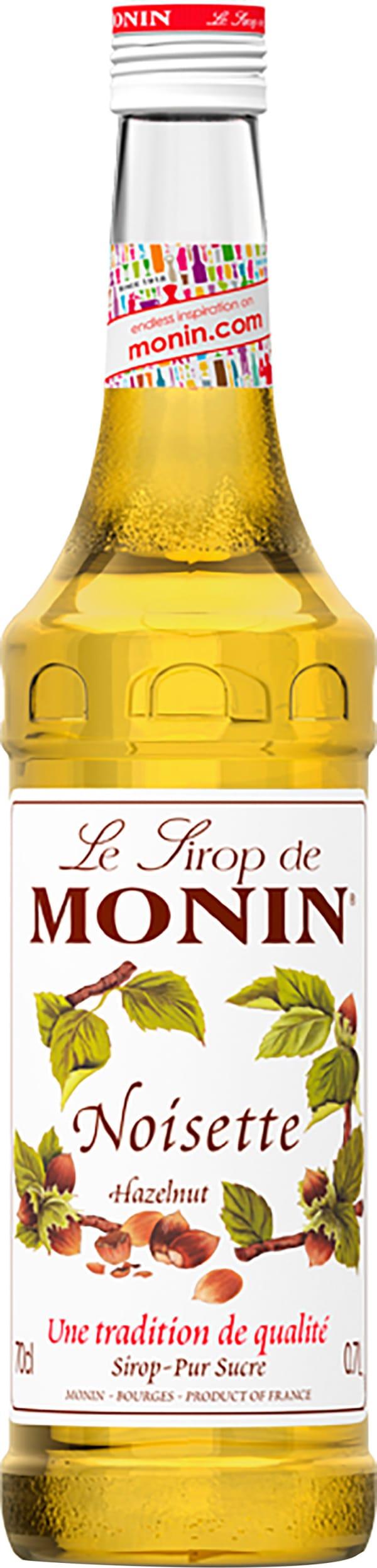 Le Sirop de Monin Hazelnut