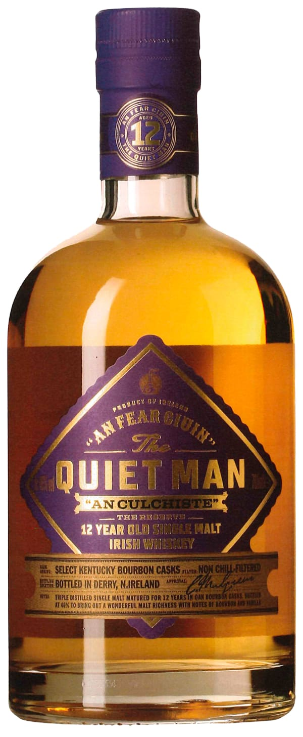 The Quiet Man 12 Year Old Single Malt