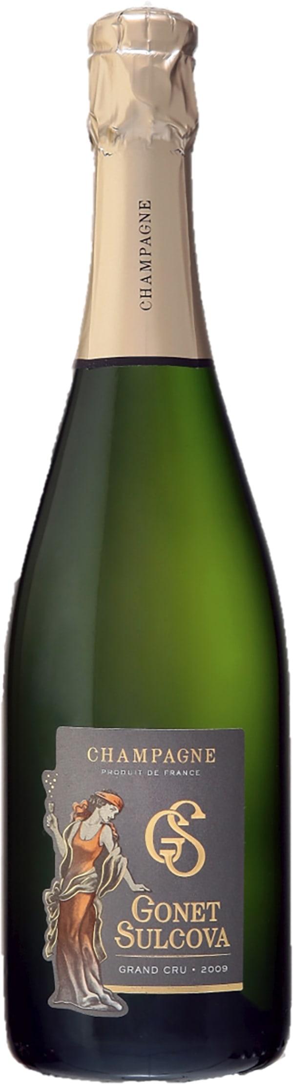 Gonet Sulcova Grand Cru Millésime Champagne Brut 2010