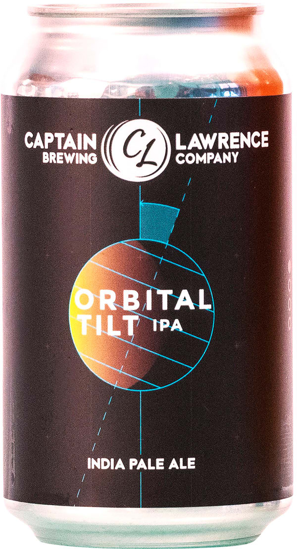Captain Lawrence Orbital Tilt IPA burk