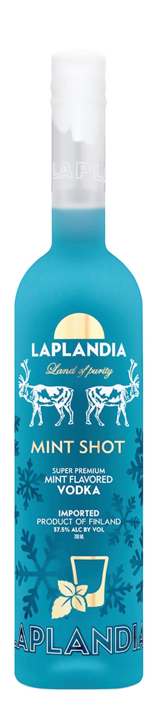 Laplandia Mint Shot Vodka