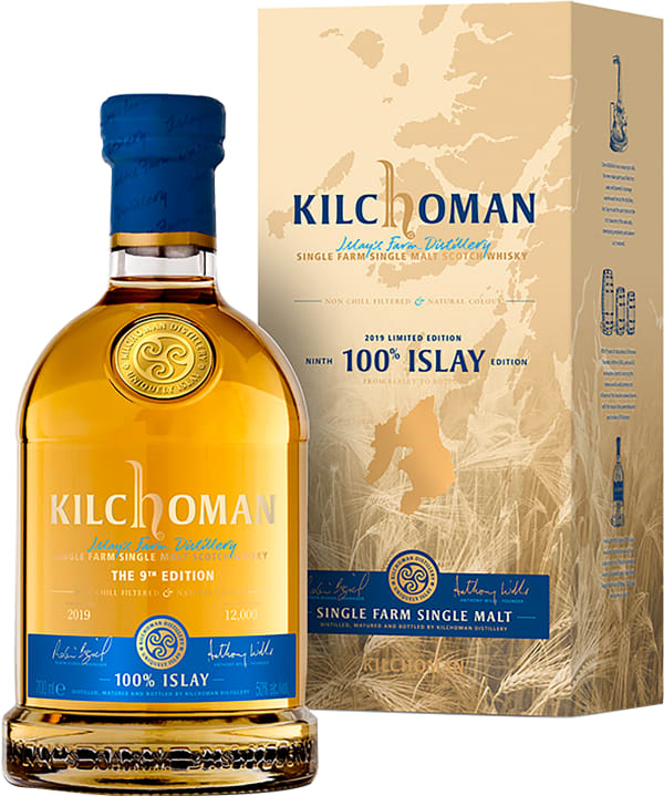 Kilchoman 100% Islay 9th Edition Single Malt